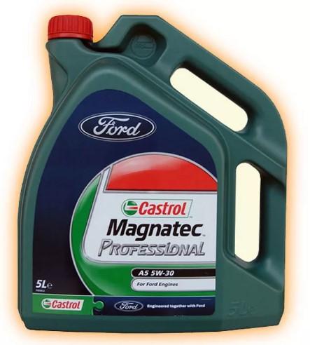 Масло Castrol Magnatec Professional 5w30 A5