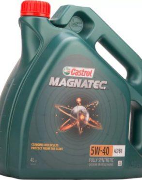 Castrol Magnatec 5W40 A3/B4