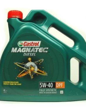 Castrol Magnatec Diesel 5W40 DPF