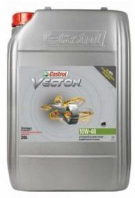 Vecton castrol моторное масло