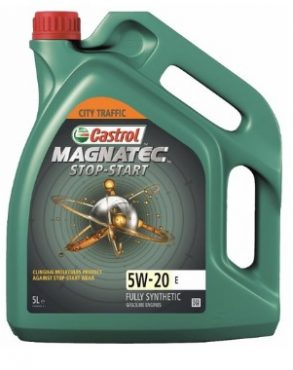Castrol Magnatec StartStop 5w20 Е
