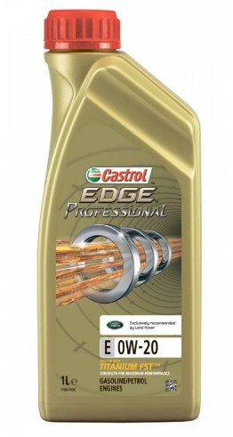 Castrol EDGE Titanium Professional E 0w20 зеленое