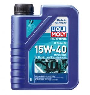 Моторные масла 15w
