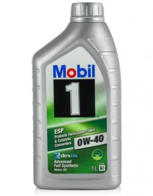 Моторные масла 0W-40