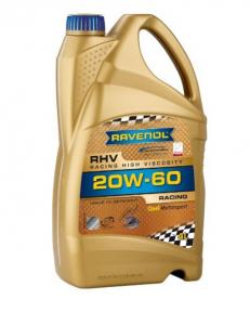 Моторные масла 20W-60