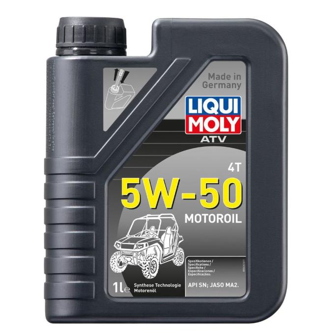 Моторные масла 5W-50