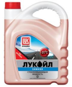 Незамерзайка Лукойл