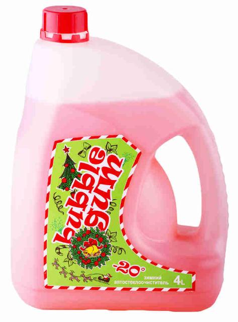 Омывайка Bubble Gum